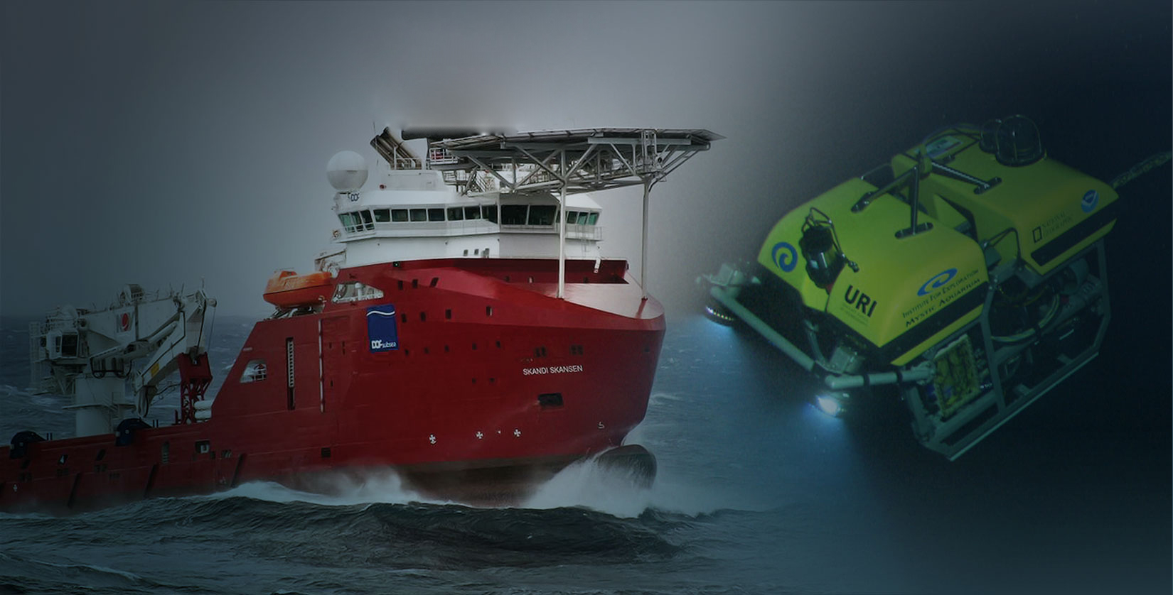 SAExploration's vessels are supplied survey-ready to meet geophysical industry standards for 4D-Grade data recording