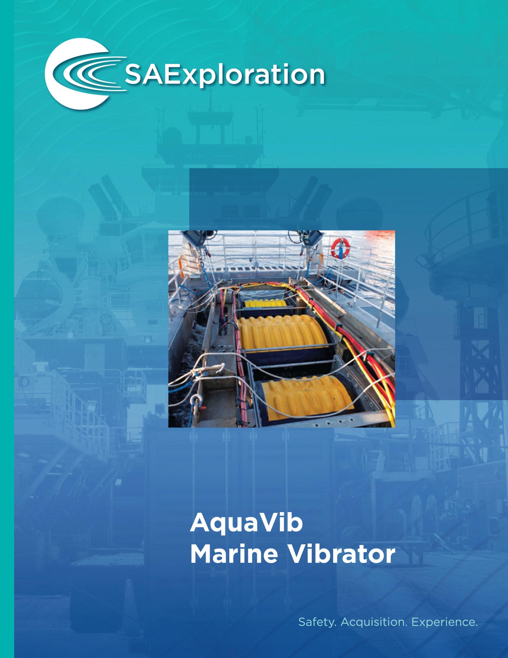 SAE Aquavib pdf cover