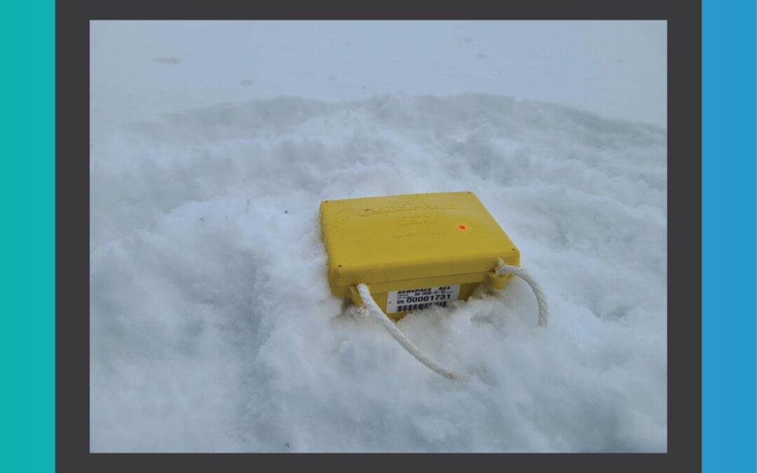 SAExploration deploys GCL Wireless Data Recorder (5hz node) in Northern Canada.