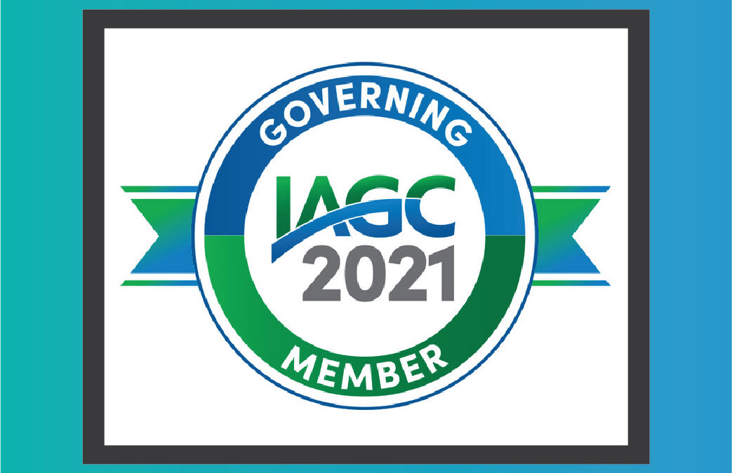 SAExploration proudly announces 2021 GOVERNING MEMBERSHIP with International Association of Geophysical Contractor (IAGC).