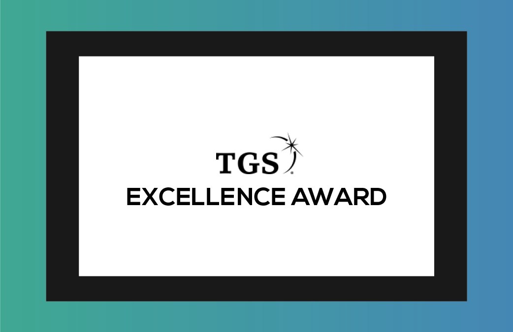 TGS – 2020 LAND SAFETY EXCELLENCE AWARD.