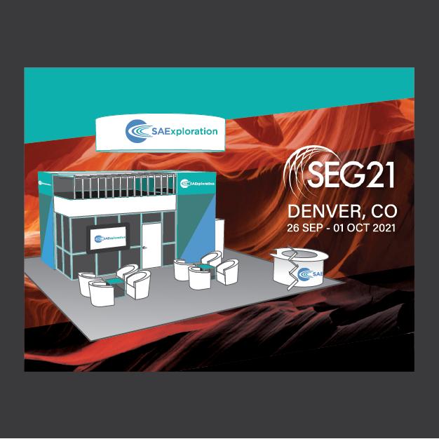 SEG 2021 / International Meeting for Applied Geoscience & Energy.
