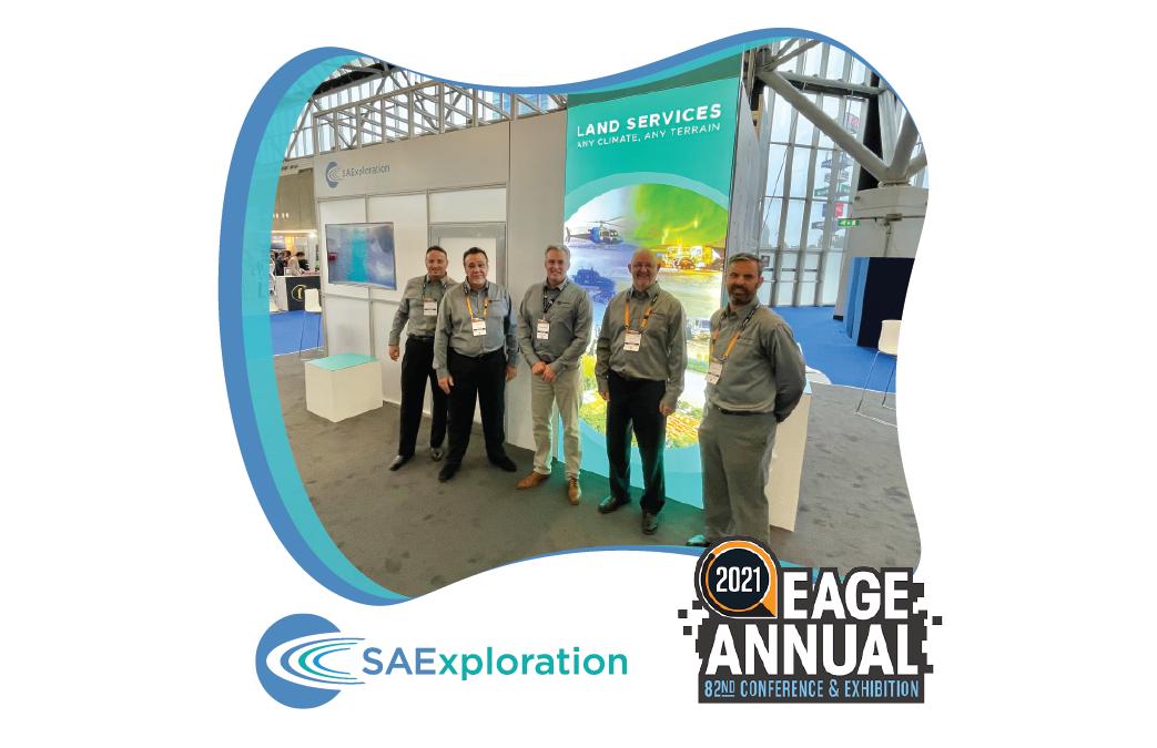 EAGE 2021 SAE Team