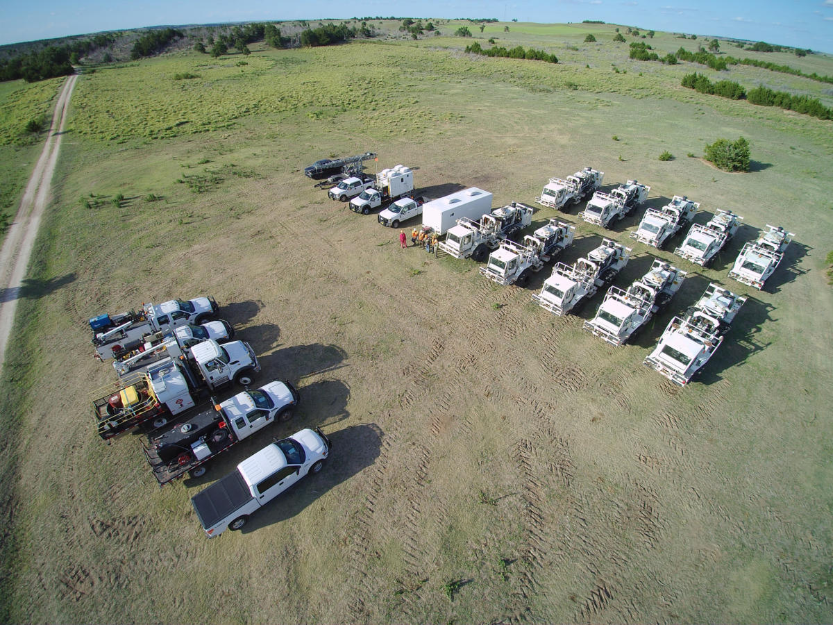 SAExploration's team of experts bring years of experience to ensure the most efficient design is used to meet geophysical objectivesvv